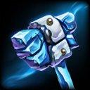 Frostbound Hammer