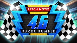 SMITE Console: Racer Rumble | 4.6 Patch Notes