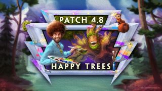 SMITE Console: Happy Trees | 4.8 Patch Notes