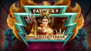 New In SMITE: Nine-Tailed Terror | 4.9 PC Patch Notes