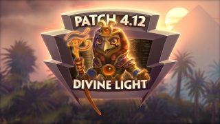 SMITE Console: Divine Light | 4.12 Patch Notes