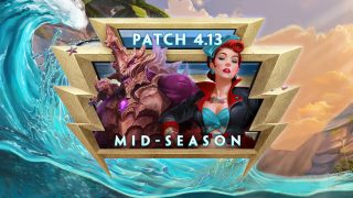 New In SMITE: Mid-Season | 4.13 Patch Notes
