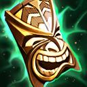 Lono's Mask