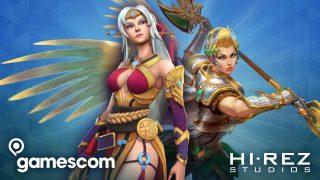 Hi-Rez parties at Gamescom 2017