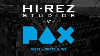 Hi-Rez na PAX West!